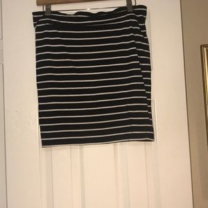 Size L mini skirt